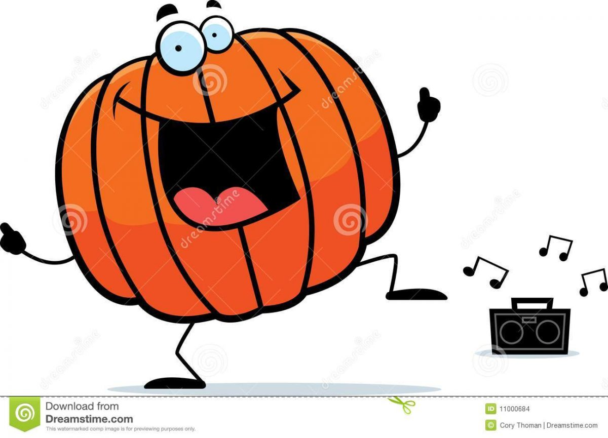La danse de l'Halloween! 31 Octobre