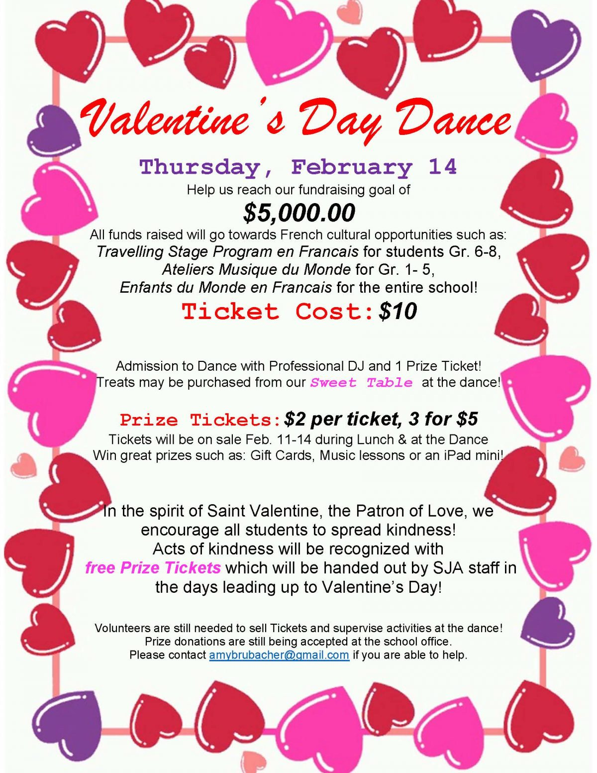 Valentine's Day Dance