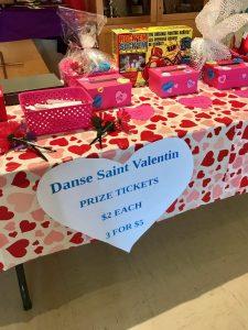 Valentine's Dance Prizes