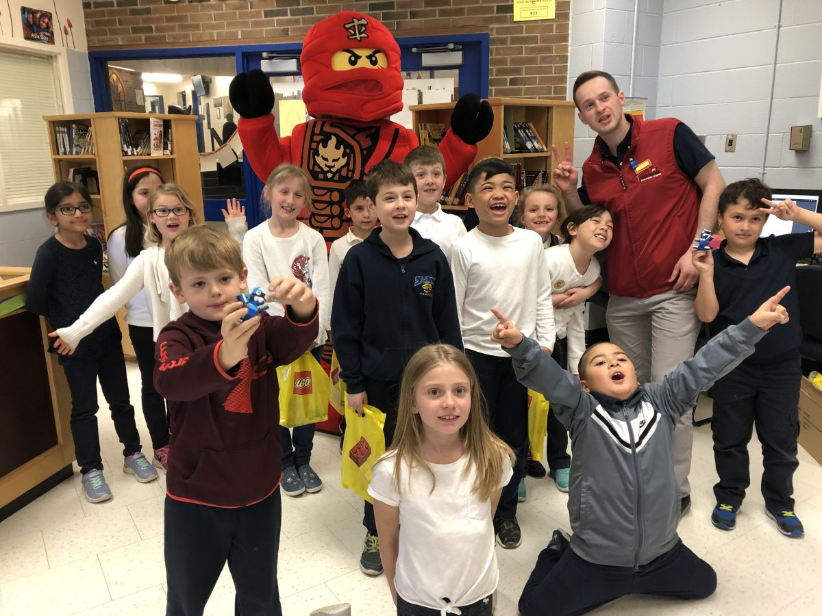 """""""It's Cool to Be Kind"""" Celebration a Hit with LEGOLand!"""