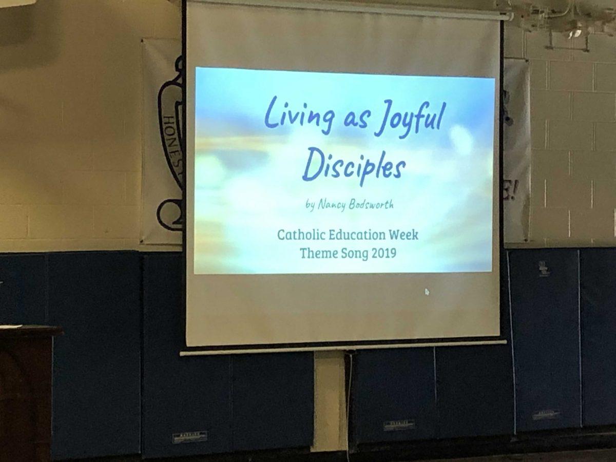 Catholic Education Week: May 6-10