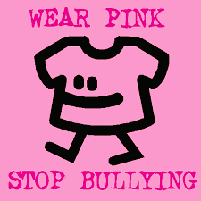 Pink Shirt Day (Canada) is Wednesday, February 24!!