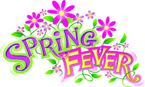 March 15-19 is Spring Fever Week at SJA!!
