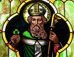 Mars 17 Bonne célébration de la Saint-Patrick!